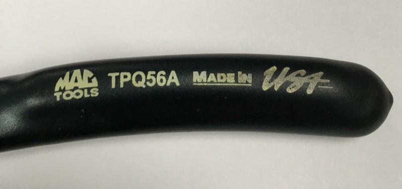 MAC TOOLS EXTERNAL RING PLIERS, MODEL #TPQ56A