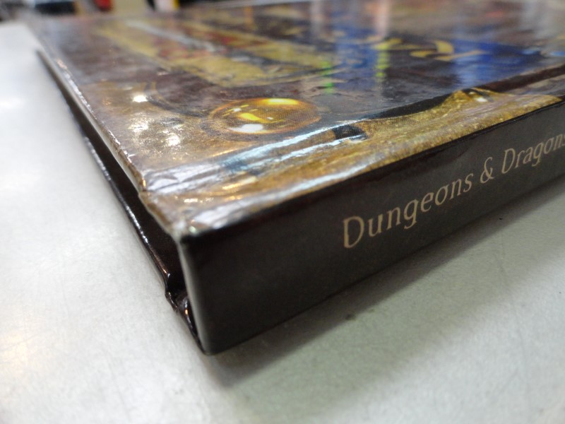 Dungeons & Dragons - Races of the Wild Book
