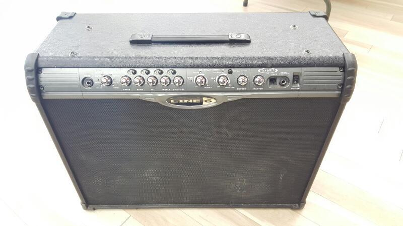 LINE 6 Electric Guitar Amp SPIDER 2
