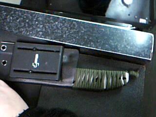 BOKER Pocket Knife 440C