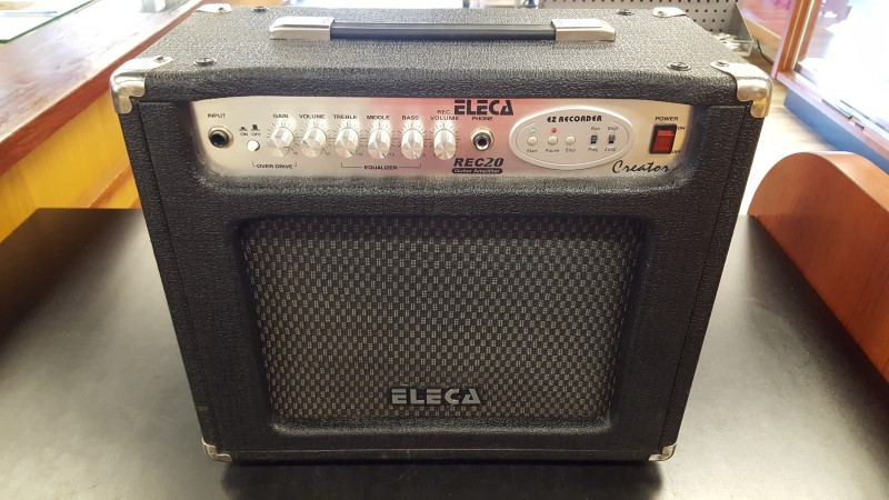 ELECA GUITARS Electric Guitar Amp REC20