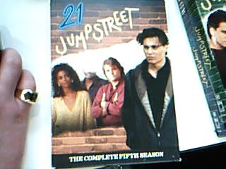 21 JUMPSTREET SEASON 5 DVD