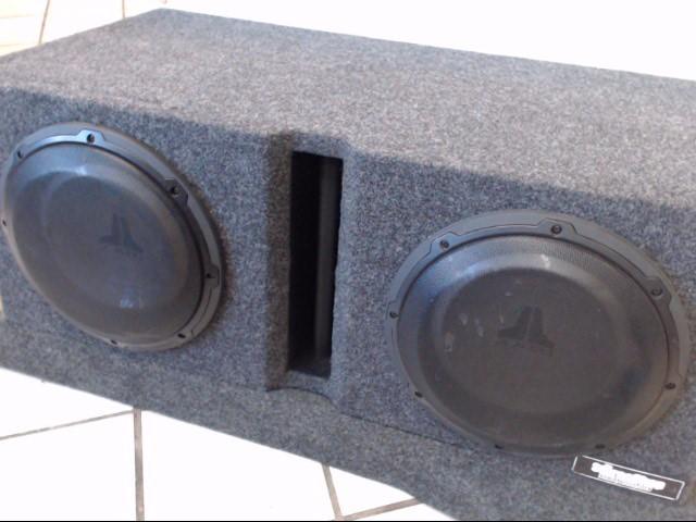 JL AUDIO Car Speakers/Speaker System 10W1V2-4