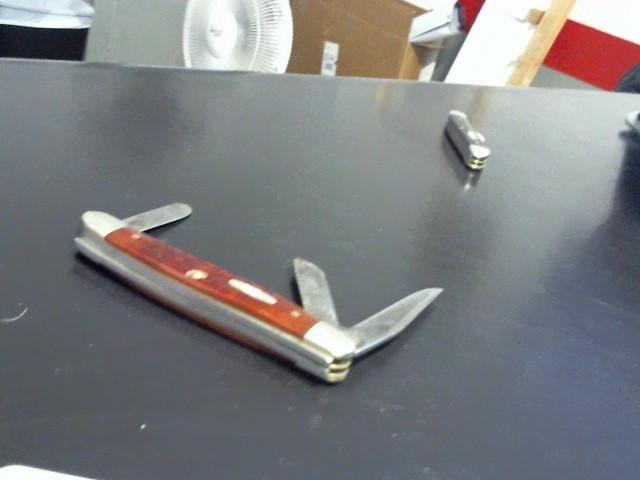 CASE KNIFE Pocket Knife XX 6318 SS