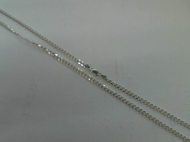 Silver Link Chain 925 Silver 15.8g