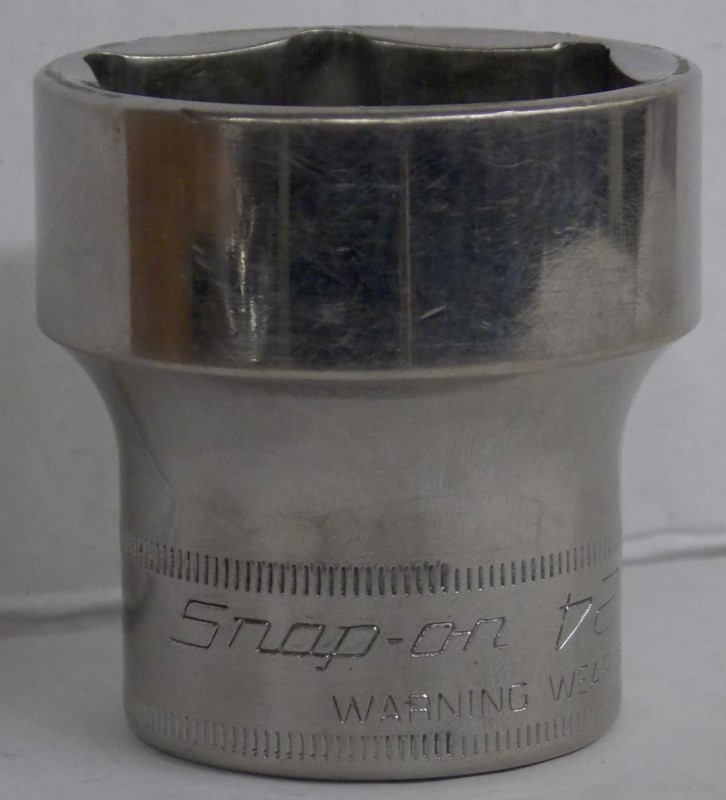 """SNAP-ON SOCKET S3624, FILTER FLIP, 24MM AND 36MM, 3/8"""" SQUARE DRIVE"""