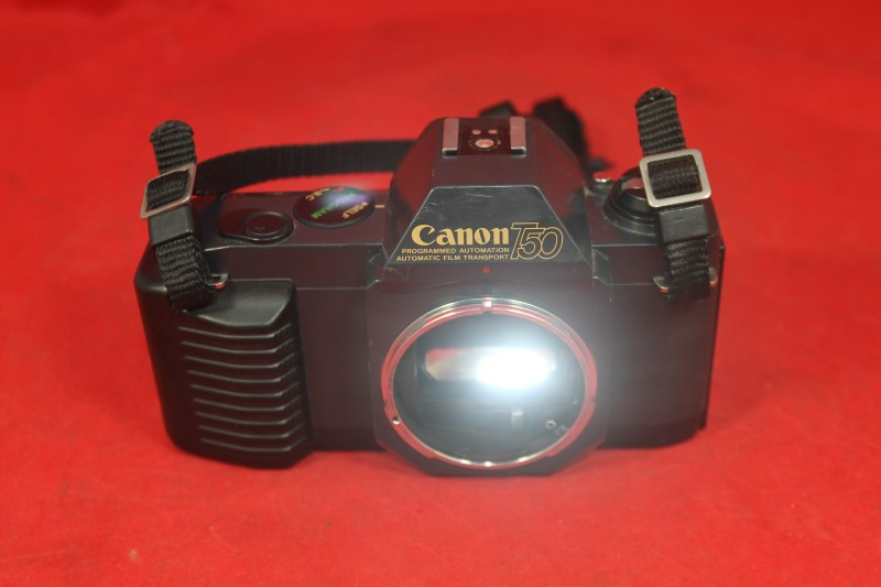 Canon T50 35mm SLR Film Camera (BODY ONLY)