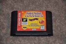 SEGA Sega Game GAME ARCADE CLASSICS