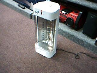 COMFORT ZONE Heater CZQTV1