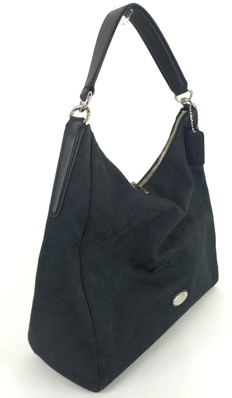 COACH CELESTE CONVERTIBLE HOBO IN SIGNATURE CANVAS