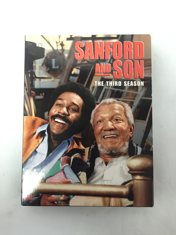 SANFORD AND SON-THE THIRD SEASON (2003)