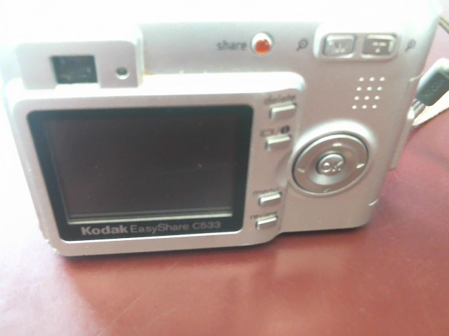 KODAK Digital Camera C533 EASYSHARE