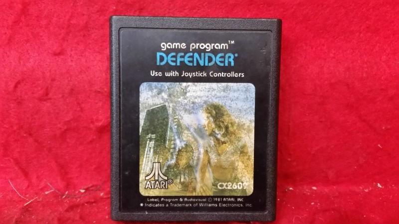 Defender (Atari 2600, 1982)