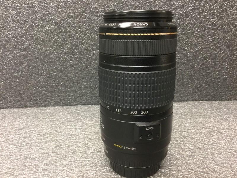 CANON Lens/Filter ULTRASONIC EF 70-300MM