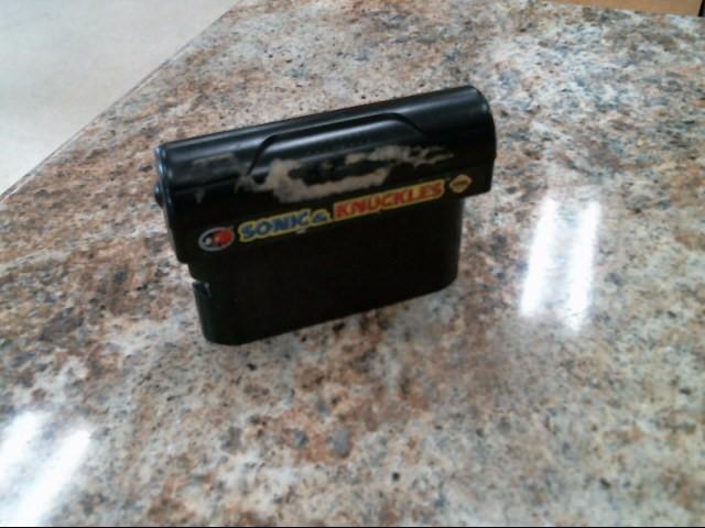 SEGA Sega Game SONIC AND KNUCKLES