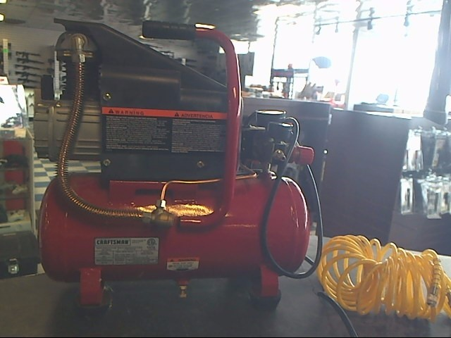 CRAFTSMAN Air Compressor 921.153.00 3 GALLON COMPRESSOR