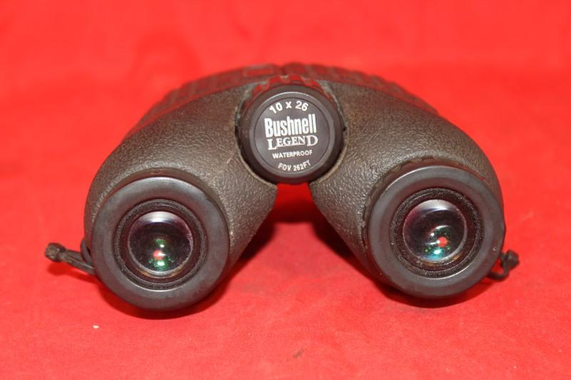Bushnell Legend 10 X 26 Binoculars