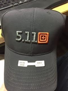5.11 TACTICAL MENS 2013 HAT//NEW//