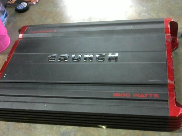 CRUNCH Car Amplifier PZX1800.4
