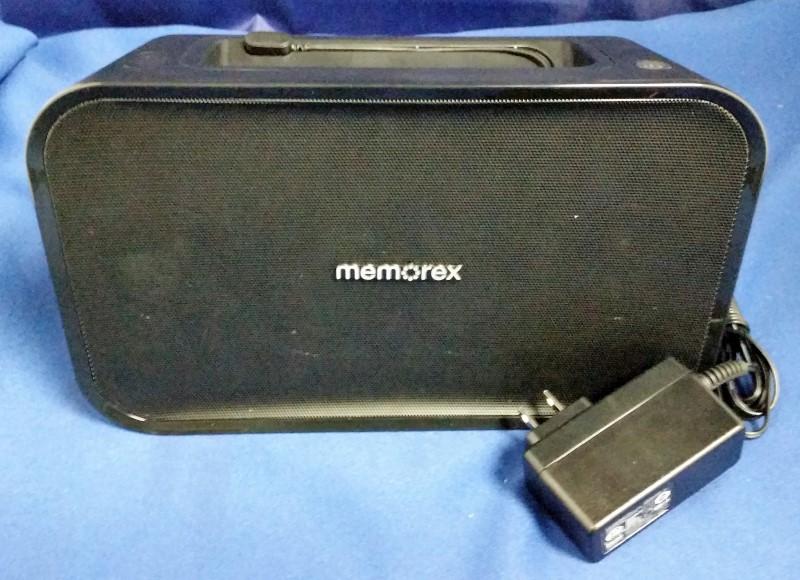 MEMOREX ML621 LINE IN SPEAKER