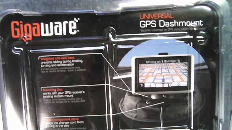 GIGAWARE GPS DASHMOUNT