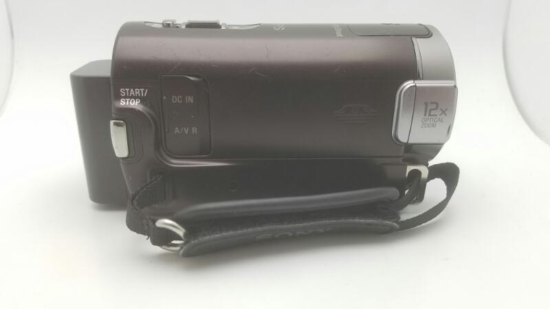 SONY CAMCORDER HDR-CX350V