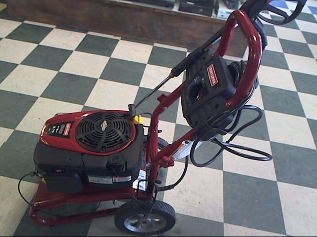 CRAFTSMAN Pressure Washer 580.754880