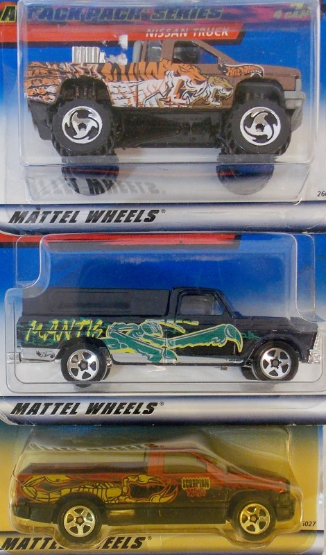 HOT WHEELS: 2000 SERIES, 62 CARS ONLY