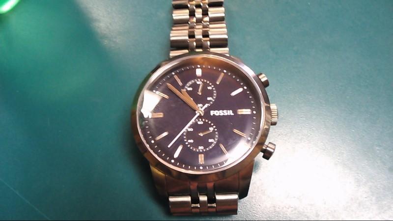 FOSSIL Gent's Wristwatch FS4786
