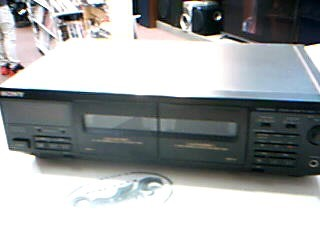 SONY Tape Player/Recorder TC-WE405
