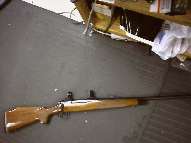 REMINGTON FIREARMS & AMMUNITION Rifle 700 BDL