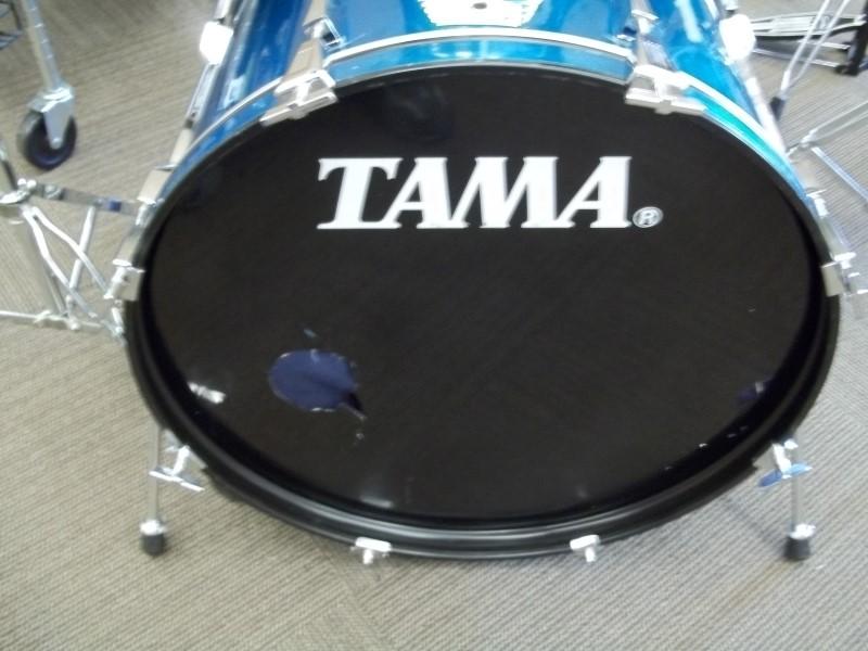 TAMA ROCKSTAR 4 PC+STNDS+CYMBALS