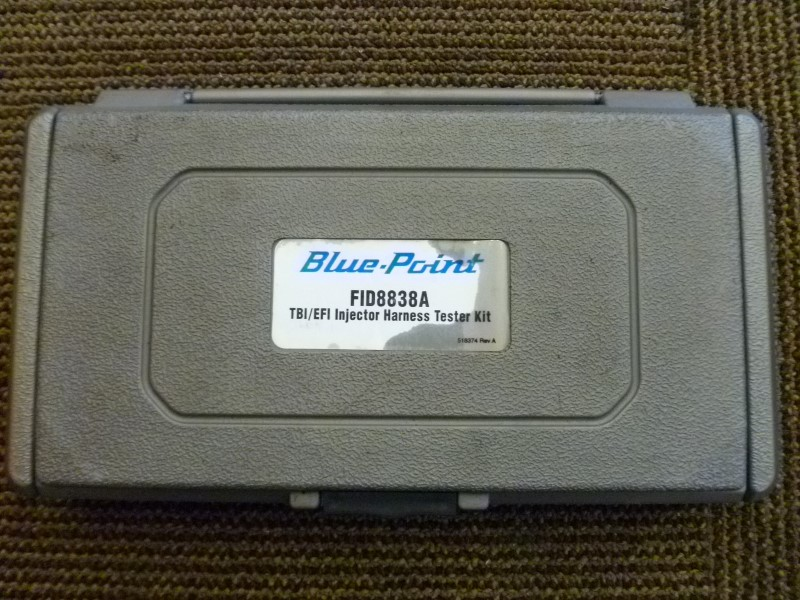 BLUE POINT INJC/HRNS TESTER KIT