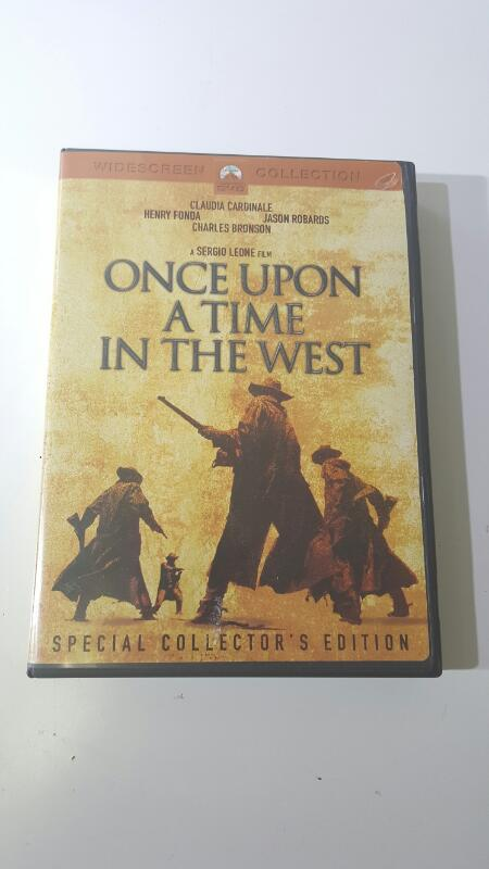 Once Upon a Time in the West: Special Collector's Edition (DVD)
