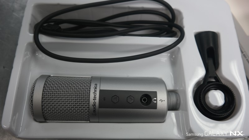 AUDIO-TECHNICA Computer Accessories ATR2500-USB