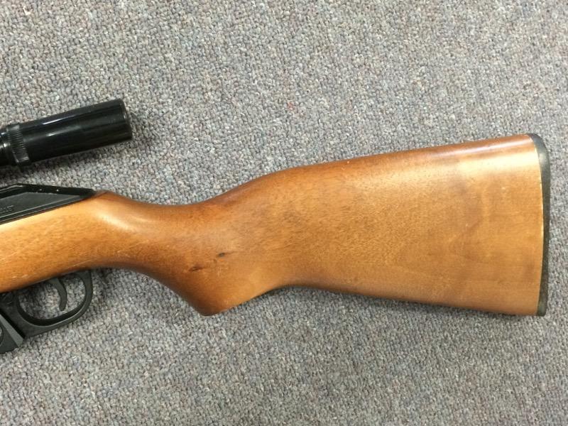 Daisy - AVANTI 853 - Pellet Rifle