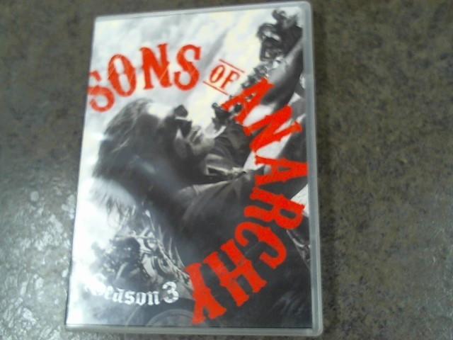 SONS OF ANARCHY SEASON 3!