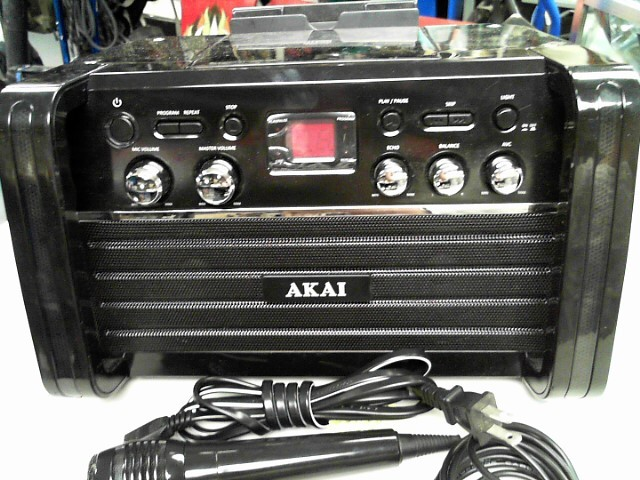 AKAI Karaoke Machine KS-213