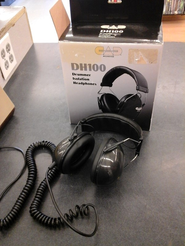 CAD AUDIO Headphones DH100