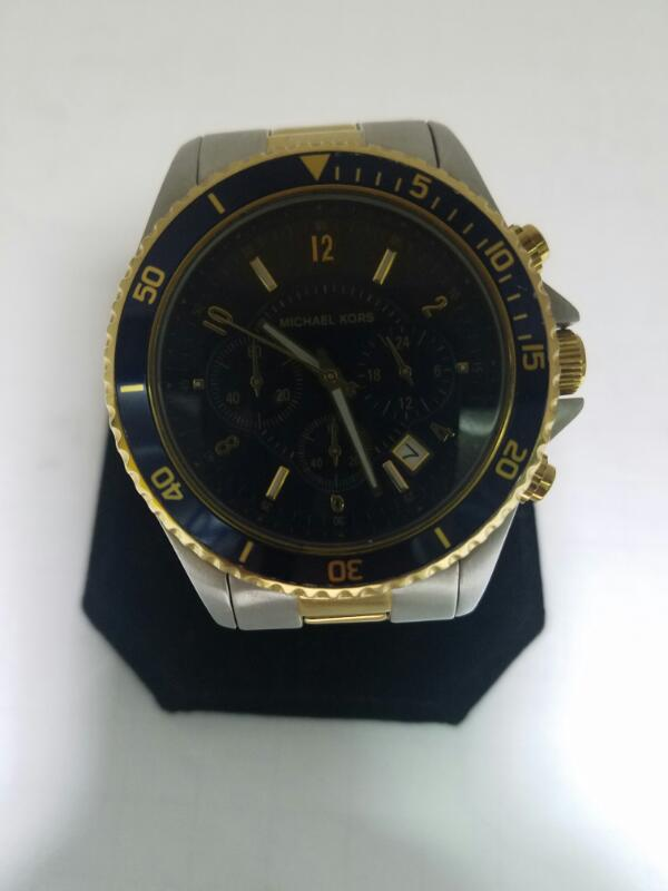 INVICTA NMNV GOLD/SILVER WATCH PLATED   115.6KMNS #8 WATC