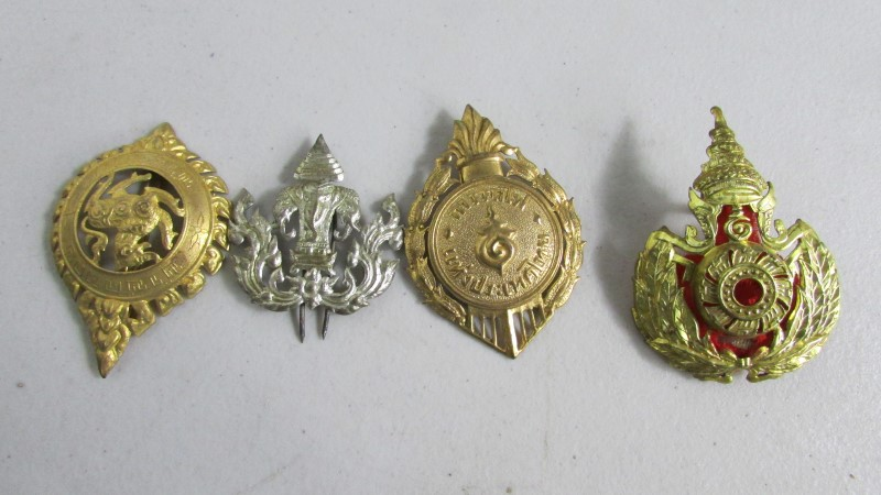 COSTUME JEWLERY BADGES