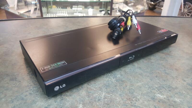 LG DVD Player BD550