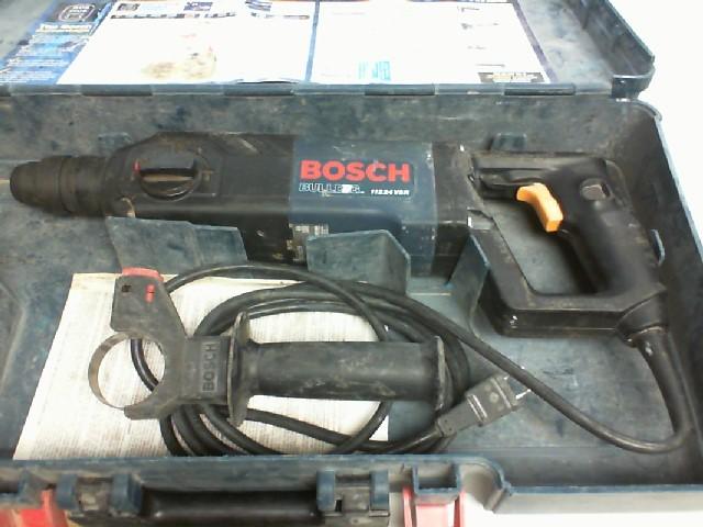 BOSCH Rotary Hammer BULLDOG 11224VSR4