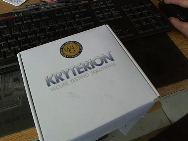 KRYTERION Computer Accessories WEBCAM