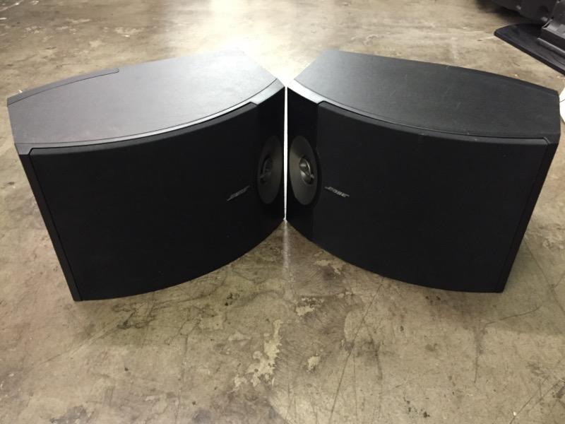 BOSE Speakers/Subwoofer 301 V