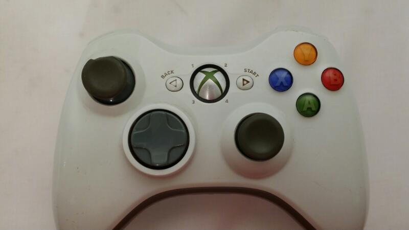 Microsoft Xbox 360 Elite Matte Black Console 120GB - Free S&H [