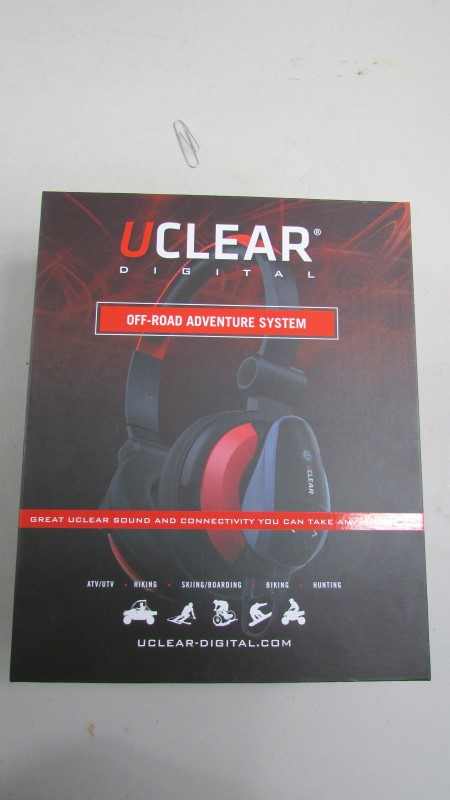 U CLEAR Apparel/Merchandise OFF-ROAD ADVENTURE SYSTEM
