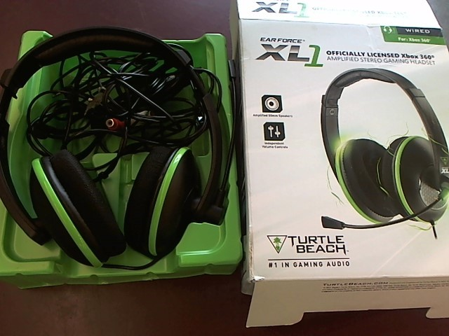 TURTLE BEACH Video Game Accessory EARFORCE X11