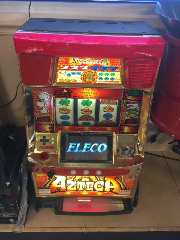 ELECO SLOT MACHINE