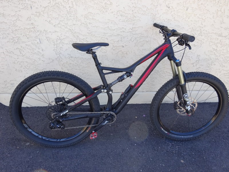 SPECIALIZED BICYCLE Mountain Bicycle STUMPJUMPER FSR COMP 6FATTIE